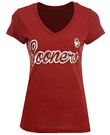 G-III Women's Sports Oklahoma Sooners Breakaway T-Shirt