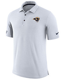 Nike Men's Los Angeles Rams Team Issue Polo