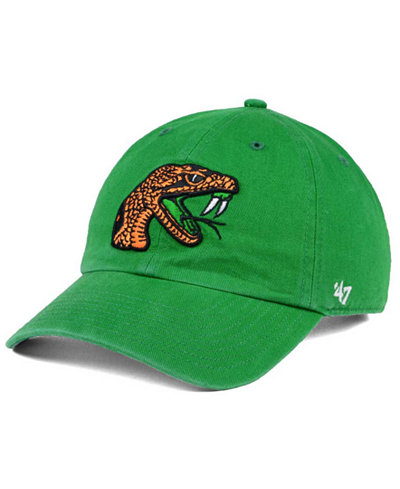 '47 Brand Florida A&M Rattlers CLEAN UP Cap