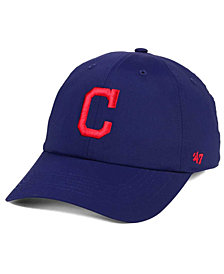 '47 Brand Cleveland Indians Repetition CLEAN UP Cap