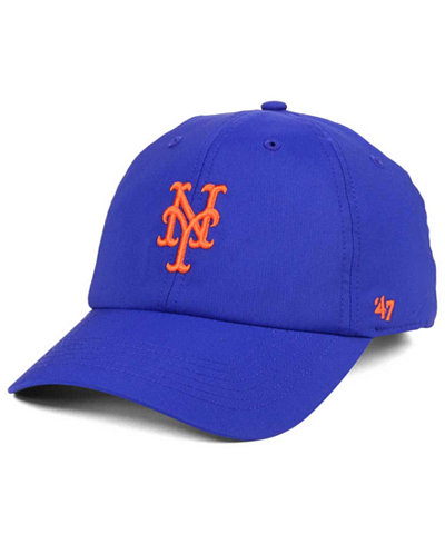'47 Brand New York Mets Repetition CLEAN UP Cap