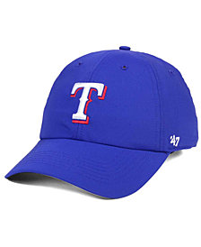 '47 Brand Texas Rangers Repetition CLEAN UP Cap