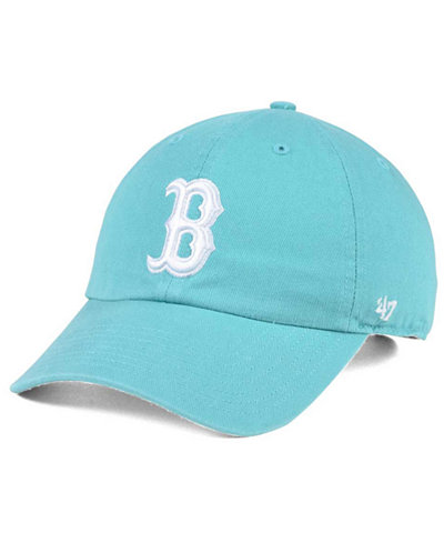 '47 Brand Boston Red Sox Lagoon CLEAN UP Cap