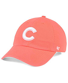 '47 Brand Chicago Cubs Grapefruit CLEAN UP Cap