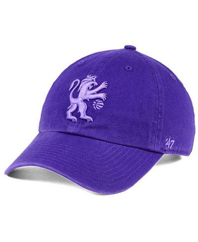 '47 Brand Sacramento Kings Triple Rush CLEAN UP Cap