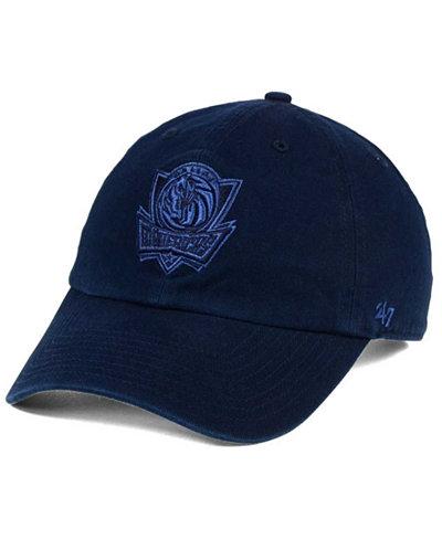 '47 Brand Dallas Mavericks Triple Rush CLEAN UP Cap