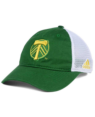 adidas Portland Timbers Jersey Slouch Cap