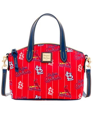 St. Louis Cardinals Nylon Mini Crossbody Satchel