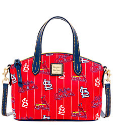 Dooney & Bourke St. Louis Cardinals Nylon Mini Crossbody Satchel