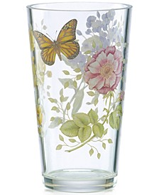Butterfly Meadow Collection Acrylic Highball Glass