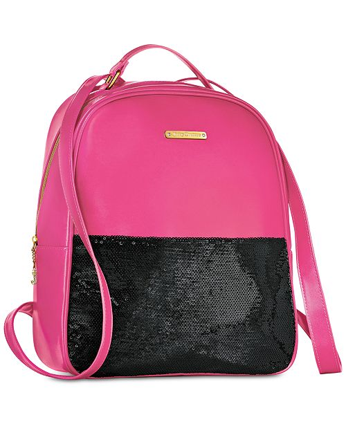 Juicy Couture Receive a Complimentary Juicy Couture Backpack with any large  spray purchase from the Juicy a1ee2c60c117f