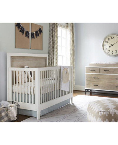 Avery Baby Crib Furniture Collection