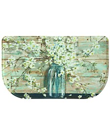 Blossoms in Jar Accent Rug Collection