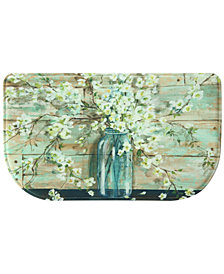Bacova Blossoms in Jar Accent Rug Collection