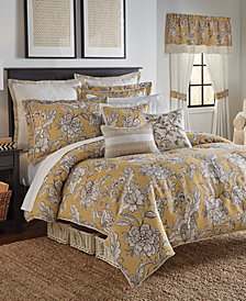 Croscill Kassandra King 4-Pc. Comforter Set
