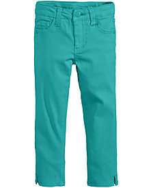 Celebrity Pink Super Soft Colored Denim Jeans, Little Girls