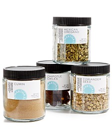 Martha Stewart Collection 4-Pc. Mexican Spice Set, Created for Macy's