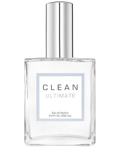 CLEAN Fragrance Ultimate Eau de Parfum, 3.4-oz.