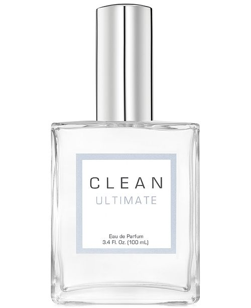 CLEAN Fragrance Ultimate Eau de Parfum, 3.4-oz.