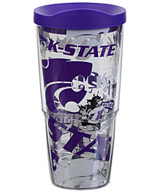 Tervis Tumbler Kansas State Wildcats 24oz All Over Colossal Wrap Tumbler