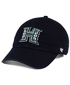 '47 Brand Hawaii Warriors CLEAN UP Cap