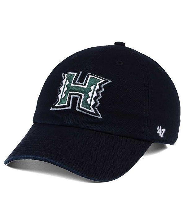 '47 Brand Hawaii Warriors CLEAN UP Cap