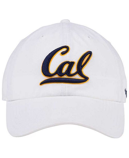 5b5506e78d6 47 Brand California Golden Bears CLEAN UP Cap   Reviews - Sports Fan ...