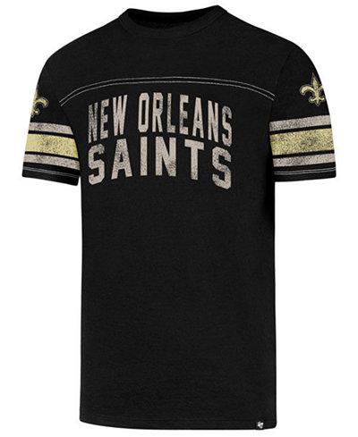 '47 Brand Men's New Orleans Saints Title T-Shirt