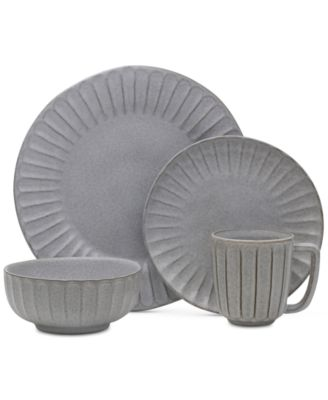 Monterey Grey 4-Pc. Place Setting