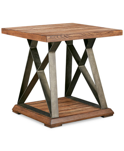 Weston End Table, Quick Ship
