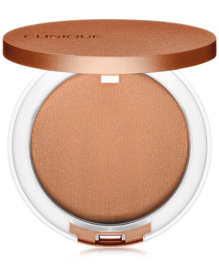 Clinique True Bronze Pressed Powder Bronzer, 0.33 oz. & Reviews - Makeup - Beauty - Macy's