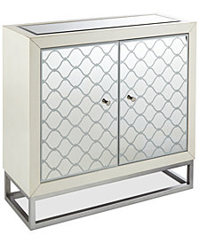 Cameron 2-Door Cabinet, Quick Ship