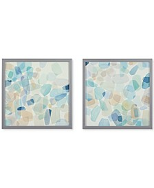 Intelligent Design Gemstone Tiles 2-Pc. Deco Box Print Set