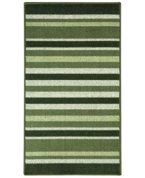 Bacova 224 x 400 Stripe Berber Kitchen Rug Bedding