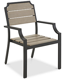 Miracle Outdoor Armchair (Set of 2), Quick Ship