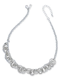 I.N.C. Multi-Ring Statement Necklace, Created for Macy's