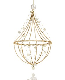 Majesty Gold Chandelier Ornament Created For Macy's