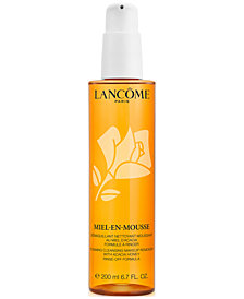 Lancôme Miel-en-Mousse Foaming Cleansing Makeup Remover, 6.7-oz.