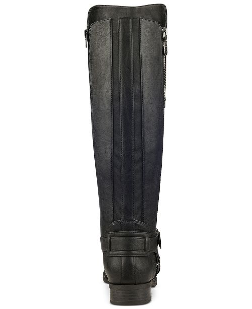 53c5fe65570 G by GUESS Harson Tall Riding Boots   Reviews - Boots - Shoes - Macy s