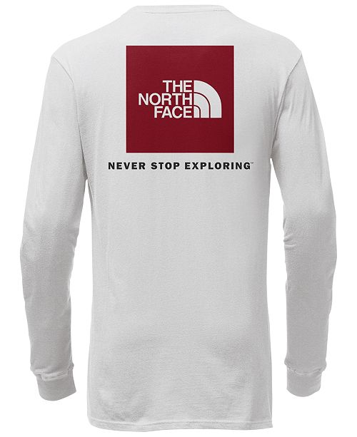 027b4b5f The North Face Men's Long-Sleeve Technical T-Shirt & Reviews - T ...
