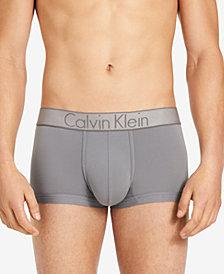 Calvin Klein Men's Customized Stretch Low-Rise Trunks
