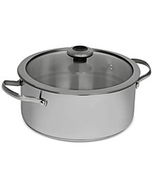 Revere® Copper Confidence Core™ 5-Qt. Stainless Steel Dutch Oven & Lid