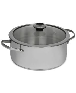 Revere Copper Confidence Core 5-Qt. Stainless Steel Dutch Oven & Lid 4786424