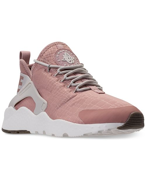 7a42f95f3afd ... Nike Women s Air Huarache Run Ultra Running Sneakers from Finish Line  ...