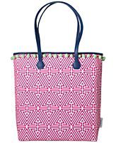GET EVEN MORE! Choose your FREE Jonathan Adler for Clinique Tote Bag with any $75 Clinique Purchase!