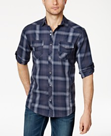 INC International Concepts Mens Casual Button Down Shirts & Sports ...