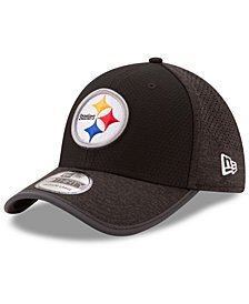 New Era Pittsburgh Steelers Training 39THIRTY Cap