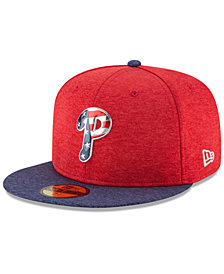 New Era Boys' Philadelphia Phillies Stars & Stripes 59FIFTY Cap