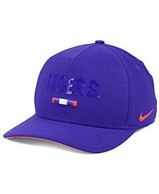 Nike Clemson Tigers Summer Seasonal Swoosh Flex Cap
