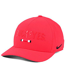 Nike Ohio State Buckeyes Summer Seasonal Swoosh Flex Cap
